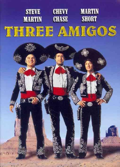 THREE AMIGOS BY MARTIN,STEVE (DVD)