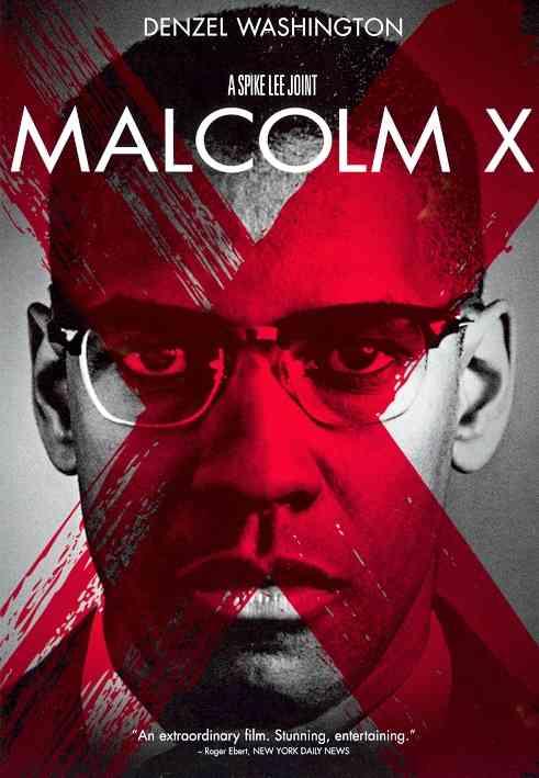 MALCOLM X BY WASHINGTON,DENZEL (DVD)